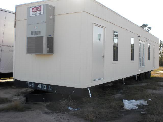 Modular Classroom Jobs : Job site trailers building pro